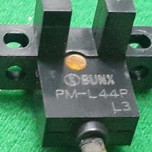 SUNX PM-L44P Photoelectric Switches, USED