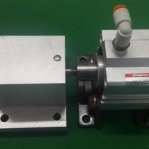 Humphrey HJTAS40x1/2 Industrial Air Cylinder Module w/ Accessories and Mo, USED