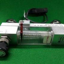 TMS TWP10-10R-S6V-OR-5L-DI PURGEMETER, USED