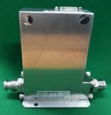 """MKS 1579A00132LR1BV713 Mass Flow Controller, He, 300 SLM, 1/2"""" MVCR, USED"""