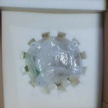 LAM RESEARCH 2105-220846-51-AI TOSOH QUARTZ CLEANROOM PACKAGING, NEW