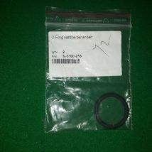 VAT N-5100-213 O-ring nahtlos behandelt, NEW