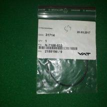 VAT N-7108-206 O-ring seamless , NEW