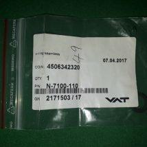VAT N-7100-110 O-ring seamless, NEW