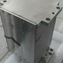 Yaskawa XELM-8DNNQZ13 Motor Assembly, USED