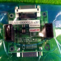 TOKYO ELECTRON ES2L81-000016-11 PCB ASSY, NEW