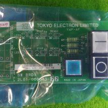 TOKYO ELECTRON ES2L81-000013-22 AB331-2/SW1, NEW