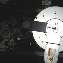 BROOKS AUTOMATION 152465 RELIANCE ROBOT with 002-8761-01, USED