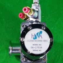 HVA 11250-0159X-001 PNEUMATIC VACUUM VALVE, USED