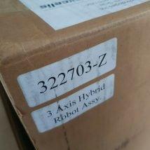 AXCELIS 322703-Z ROBOT-3 AXIS, HYBRID FUSION, NEW