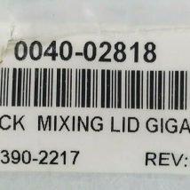 AMAT 0040-02818 BLOOK MIXING LID GIGA, NEW
