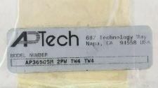 APTech AP3650SM VALVE, NEW