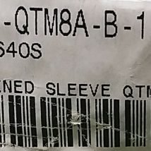 SWAGELOK SS-QTM8A-B-12PM SS PTFE-SEALED QUICK-CONNECT BODY, 7.8 CV, 3/4, NEW