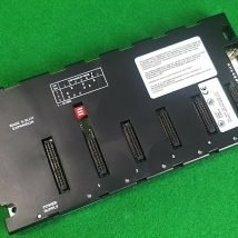 Berkeley process 116-100-100 5 SLOT BACKPLANE WITH MIO-PS120 POWER SUPP, NEW