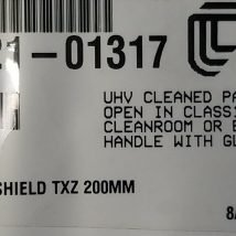 AMAT 0021-01317 OUTER SHIELD TXZ 200MM, NEW
