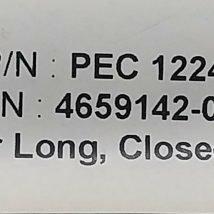 PRO99 PEC 1224 INJECTOR LONG, CLOSED TUBE, NEW