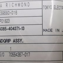 TOKYO ELECTRON CT5085-404371-13 HANDGRIP ASSY, NEW