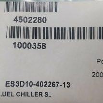 TOKYO ELECTRON ES3D10-402267-13 TUBE1, UEL CHILLER S.., NEW