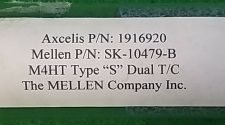AXCELIS 1916920 300MM TC SPIKE ZONE 1, NEW