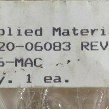 AMAT 0020-06083 SHIELD BASEPLATE SET OF 4, NEW