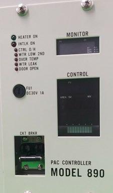TOKYO ELECTRON PAC CONTROLLER 890 ALPHA 8SE PAC CONTROLLER 890, NEW