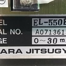 EBARA JITSUGYO EL-550BDP RANGE 0 ~ 30mg/L SN A0713613, USED