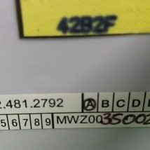 ASML SERV.481.27921 ACC TEMP LIMITER SWITCH 35 C, NEW