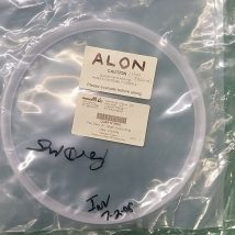 AIR PRODUCTS UNKNOWN A7 UPPER QUARTZ RING, NEW