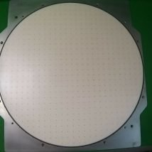 AMAT 0190-05351 SUBPAD PLATE, 0065 SEAL, 300MM CMP FIXED, USED
