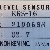 TOKYO ELECTRON 2986-402779-18 CAPACITANCE SENSOR #003, NEW