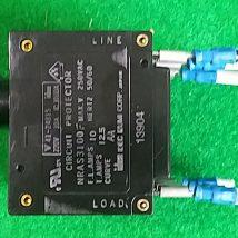 IDEC 41-24815 CIRCUIT BREAKER 12.5A, USED