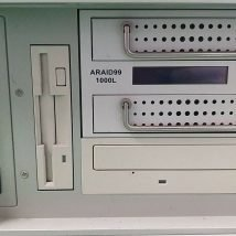 ULVAC ULV2800X-500 PC, USED