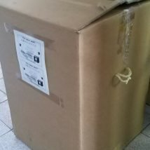 TOKYO ELECTRON NIS-SD-01050 TRIAS SPA HEAT EXCHANGER 300mm, NEW