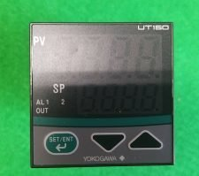 Yokogawa UT150 Temperature Control 100-240VAC 50/60Hz 8VA, USED